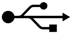 Símbolo USB