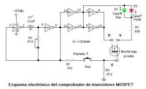 prbdor mosfet - Electrogeek