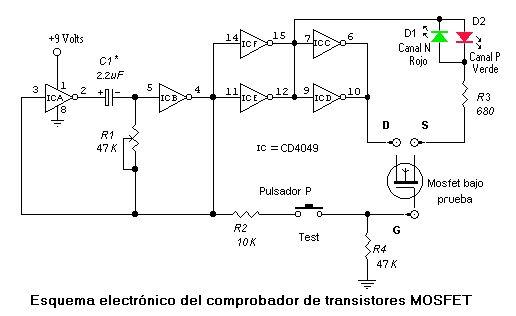 Circuito Kdt Horarios : Funcionamiento de un circuito oscilador con transistores