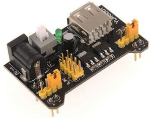 fuente de 5v y 3.3v 700mA - Electrogeek
