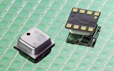 Sensor ambiental de presión, humedad y temperatura