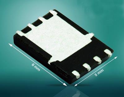 MOSFET de canal P para ordenadores