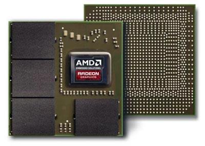 GPU E8860 Radeon