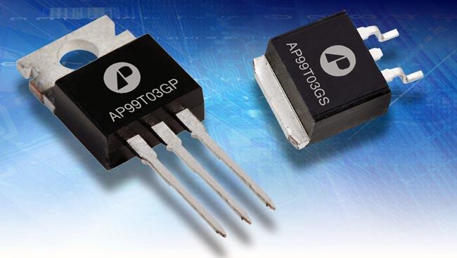 MOSFET de potencia de canal N
