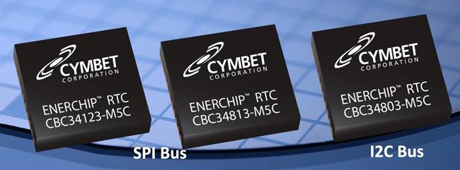 EnerChip RTC de ultra bajo consumo