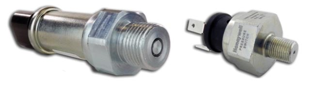 Interruptores de presión
