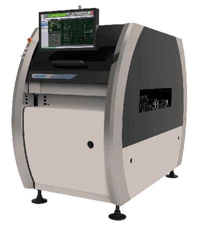 Sistema de inspección detector de fallos