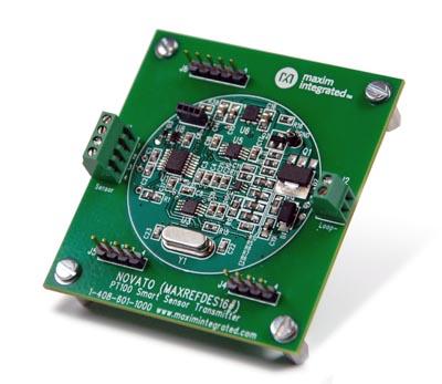Transmisor de temperatura con protocolo HART
