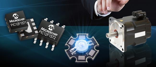 Microcontroladores de 8 bit y alta resolución