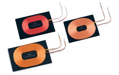 Bobinas para carga de energía inalámbrica