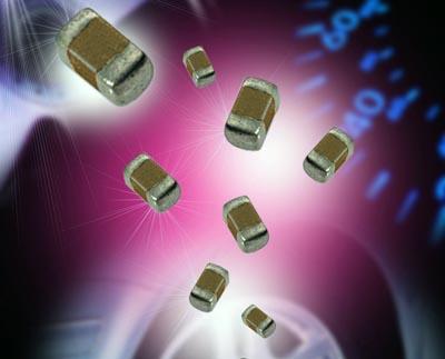 Condensadores MLCC de alta tensión