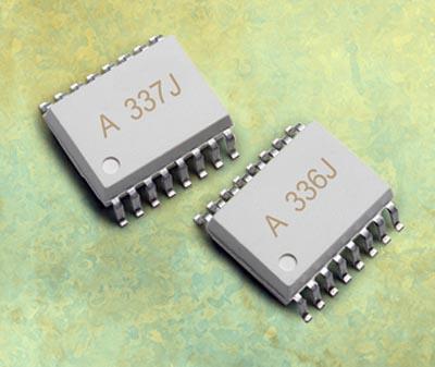 Optoacopladores muy integrados