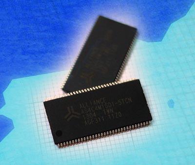 DDR SDRAM CMOS de hasta 512 Mb