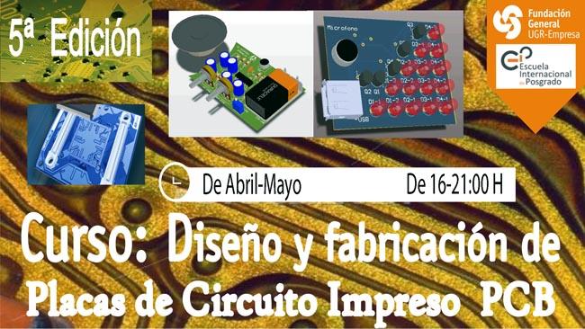 Diseño y fabricación de placas de circuito impreso