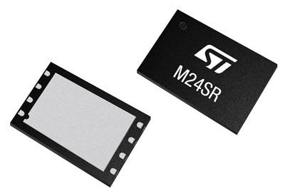 Memorias NFC para aplicaciones inteligentes