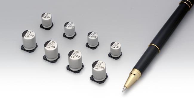 Condensadores chip de alta tensión