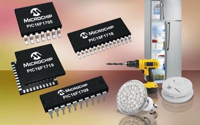 Microcontroladores inteligentes de 8 bit