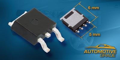 MOSFET de potencia TrenchFET