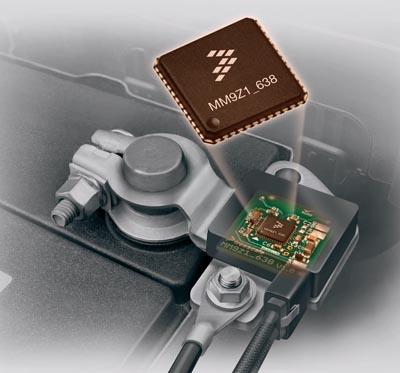 Sensores de batería inteligentes
