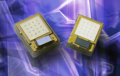 LEDs ultravioleta