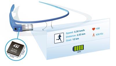 Sensores de movimiento con seis ejes