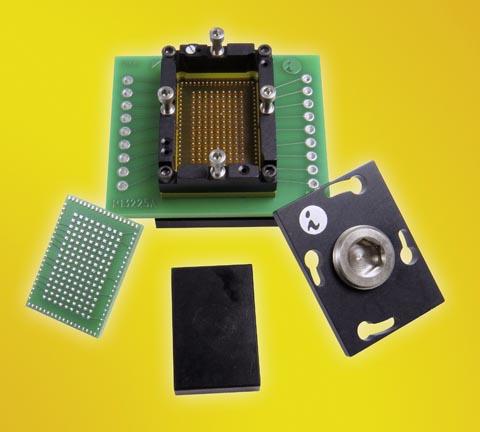 Socket QFN de 40 GHz