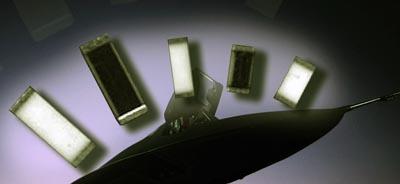 Resistencias chip de película delgada de precisión