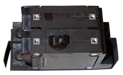 Disyuntores hidráulico-magnéticos