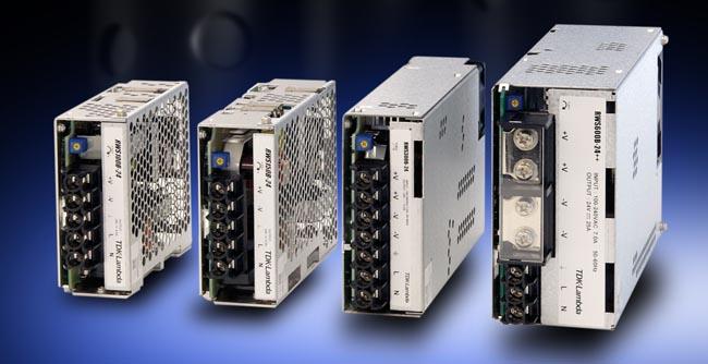 Fuentes AC-DC de 100 a 600 W