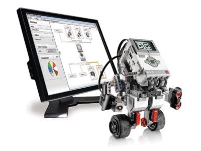 LabVIEW compatible con LEGO MINDSTORMS EV3