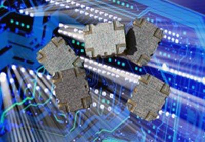 Acoplador híbrido de 3dB y 90°