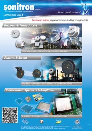 Catálogo de componentes acústicos