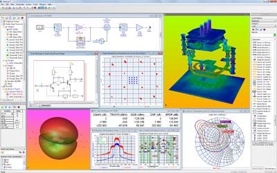 Software para análisis de radiofrecuencias