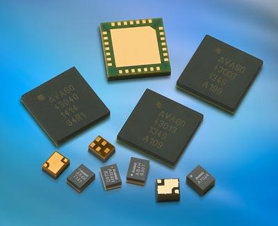 Amplificadores y filtros LTE y Wi-Fi