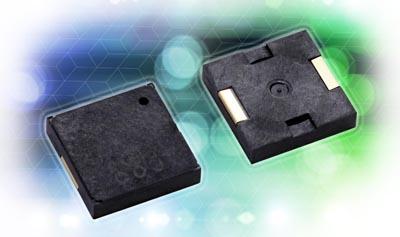 Altavoz piezoeléctrico SMD