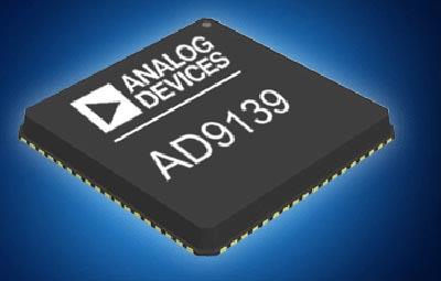 Convertidor DAC de 1 Gsps y 16 bit