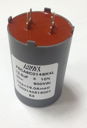 condensadores de película DC-link