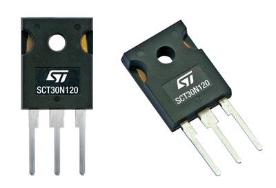MOSFET SiC de potencia