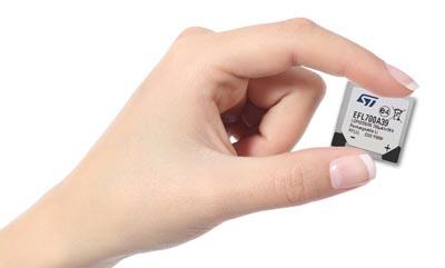 Baterías de litio recargables