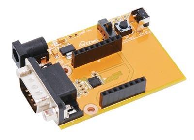 Convertidor de RS-232 a TCP/IP