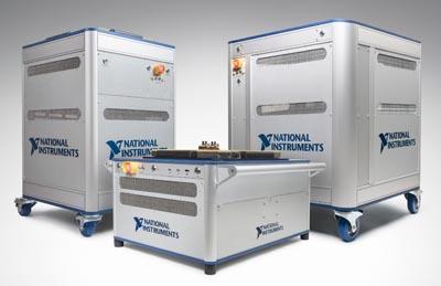 Sistemas de prueba de semiconductores