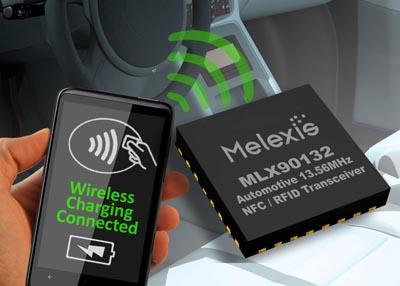 Diseño para carga inalámbrica y NFC