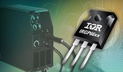 IGBT ultrarrápidos de 600 V