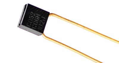 Condensadores cerámicos de alta temperatura