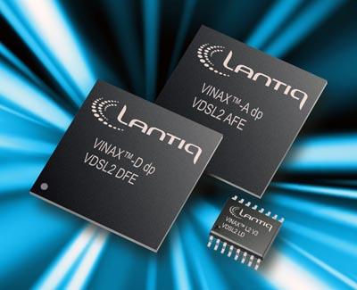 Chipset con tecnología FTTdp