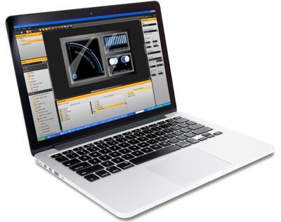 Plataforma para desarrollo de displays