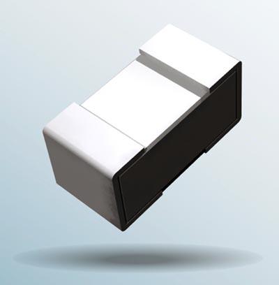 Resistencias chip de 100 mΩ