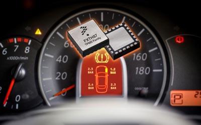 Monitorización de presión de neumáticos