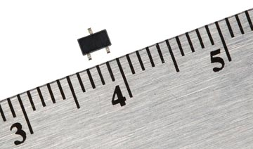sensor de circuito integrado