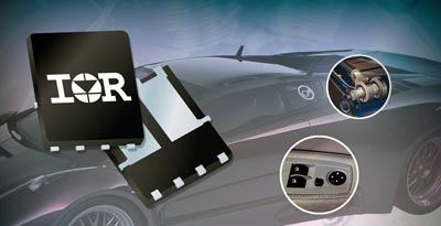 MOSFET de potencia para automóvil